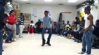 WARZONE (Bmore Club Dancing) 2 vs 2 Cam & Noodles vs Shake &
