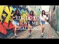 KIKI DO YOU LOVE ME  IN MY FEELINGS  CHALLENGE AND COVER