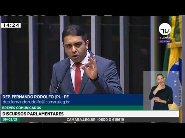 Fernando Rodolfo - Injustiça com os músicos de Pernambuco