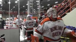 BGSU Mens Hockey vs. Alabama Huntsville 2/24/17