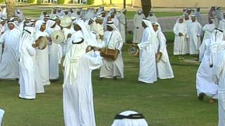 Al-Ayyala, a traditional performing art of the Sultanate of Oman and the United Arab Emirates