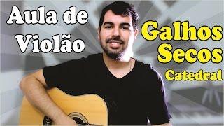 Aula de violão Gospel Galhos Secos (Catedral)