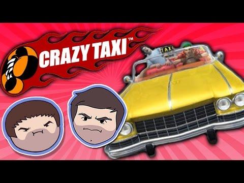 Crazy Taxi - Grumpcade