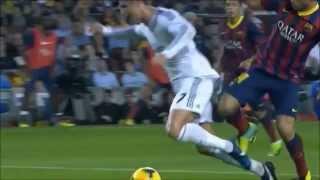 برشلونة 2-1 ريال مدريد 26-10-2013 ( ملخص الكلاسيكو )