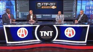 Inside The NBA: Thunder vs Jazz Game 1 Pregame Show | April 15, 2018