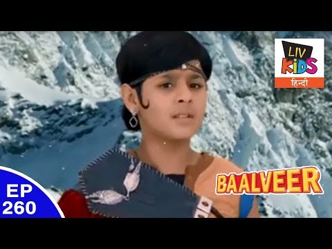 Baal Veer - बालवीर - Episode 260 - Baalveer Fails To See The Himchakra Yantra