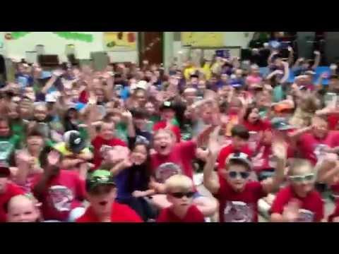 Fox 6 Visits Hayden Primary School for Science Day