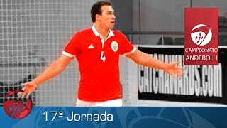 17ª Jornada | Campeonato Andebol 1