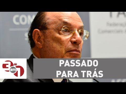 """José Maria Trindade: """"Maluf não foi investigado na Lava Jato porque foi sido passado para trás"""""""
