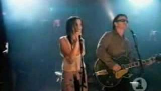The Corrs Feat. Bono - Summer Wine (Live In Dublin)