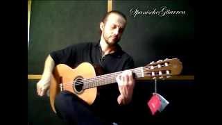 ALHAMBRA 1C - Konzertgitarre