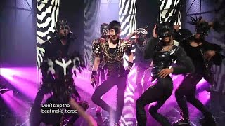 【TVPP】Jo Kwon(2AM) - Animal (feat. Jung Ho-suk), 조권(투에이엠) - 애니멀 @ Goodbye Stage, Music Core Live