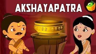 Mahabharat - Cartoon Movie for kids    Akshayapathra   Mythological Stories   Kids Cartoon Movie