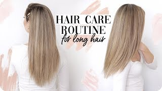 How to Grow Hair! Hair Care Routine 2019!