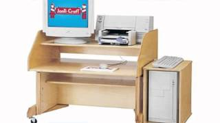 Computer Desk - School And Play Furniture