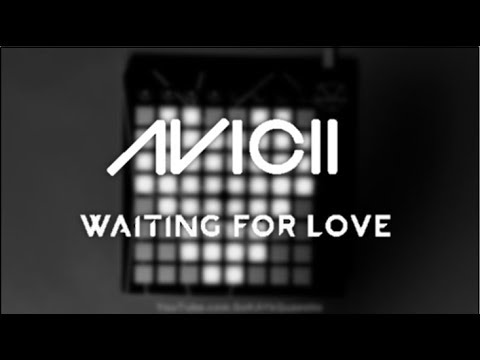 Avicii - Waiting For Love | Launchpad (Unipad) Performance - Quaestio