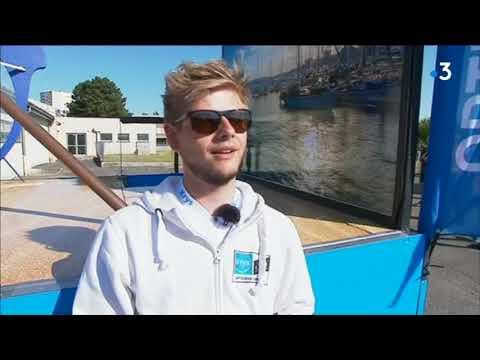 Tour De France 2019 : Un étudiant Dijonnais Dans La Caravane Publicitaire