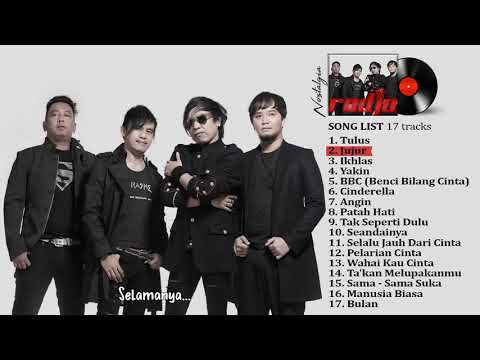 Radja Band Full Album 2018 - Lagu Hits Indonesia