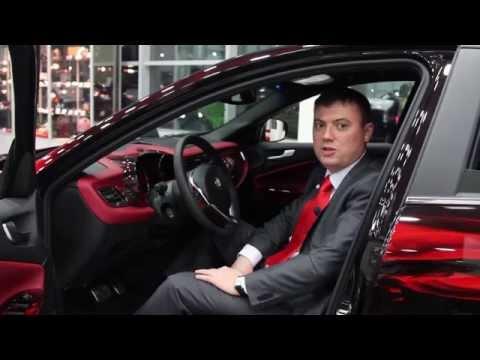 Обзор автомобиля Alfa Romeo Giulietta