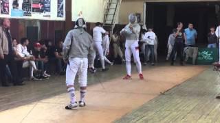 Armenian Fencing Championship. 2016