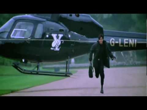 Shahrukh Khan's entrance