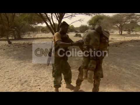 CHAD:ARMY TRAINS TO FIGHT BOKO HARAM (GREAT PKG!)