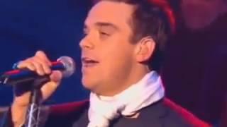 Robbie Williams live 2002 - Something Beautiful
