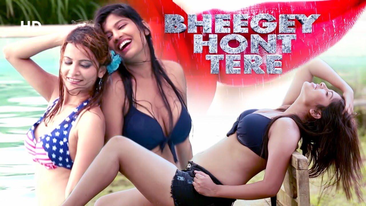 Bheegey Hont Tere (HD) | Poonam Dubey | Sahvez Khan | Prajakta Shinde | Bollywood Romantic Movie