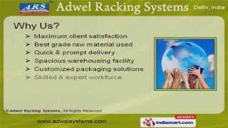 Display Racks by Adwel Racking Systems New Delhi