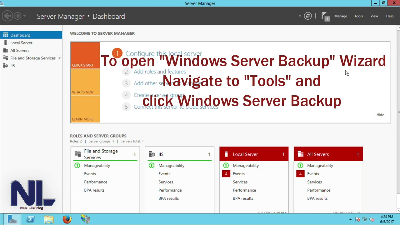 free backup software for windows server 2012 r2