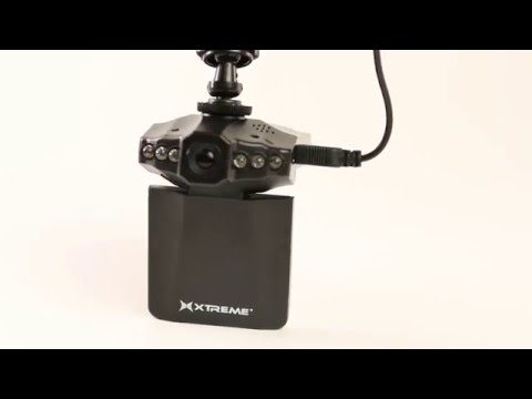 Xtreme HD dashcam setup guide