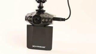 Xtreme HD dashcam setup guide