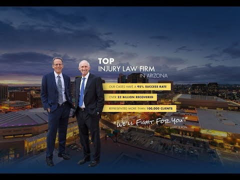 Injury Law Firm - Arizona Law Office