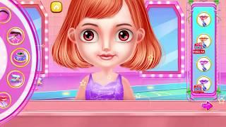 تجربة اللعبة غسل السعر لطفلة في الحمامة مع تنضيف الوجه العاب بنات العال اطفال العاب اندرويد