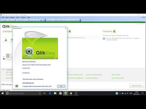Getting Familiar with Qlikview Desktop | Qlikview License installation | Sheet Properties