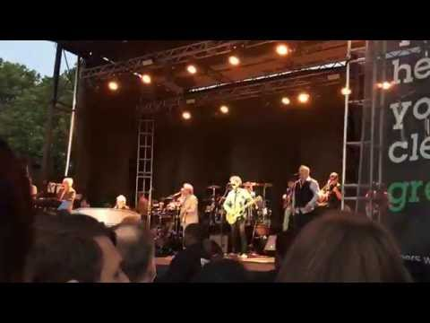Brian Wilson (The Beach Boys) - Wild Honey ft. Blondie Chaplin (Live at McCarren Park 6/12/16)