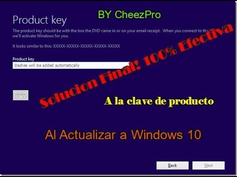 clave de producto windows 7 32 bits