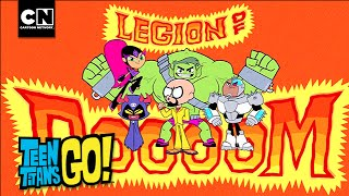 Teen Titans Go! | Legion of Doooom | Cartoon Network