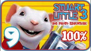 Stuart Little 3: Big Photo Adventure Walkthrough Part 9 (PS2) 100% House Part 1