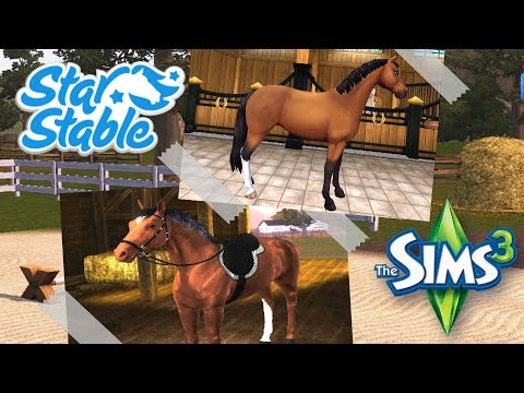 Trying to Create My Star Stable Horses in The Sims 3! 🐴 |