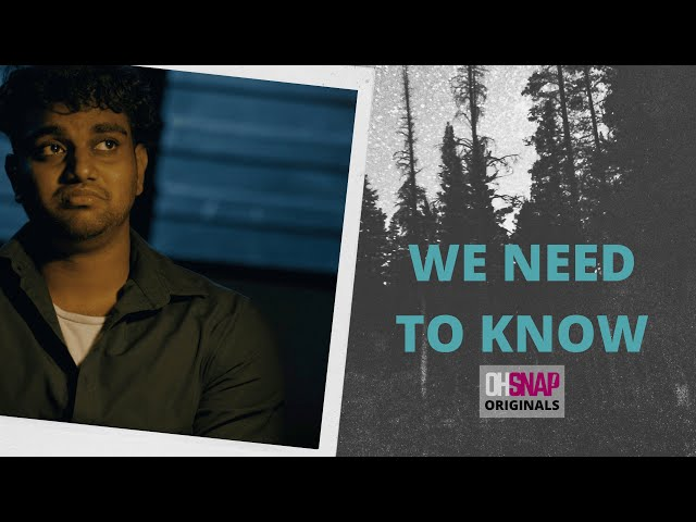WE NEED TO KNOW - (Thriller Short Film)