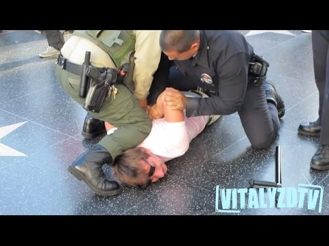 VitalyzdTV Crazy Arrests!!