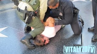 VitalyzdTV Crazy Arrests!!
