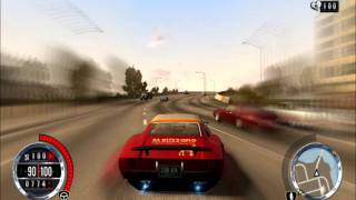 Driver Parallel Lines PC gameplay maxed out