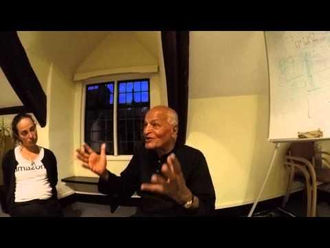 A Talk With Satish Kumar