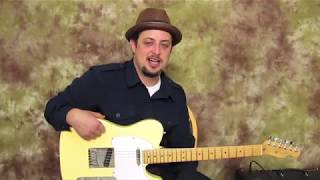 Eric Clapton Blues Tutorial (This will expand your guitar solo's)