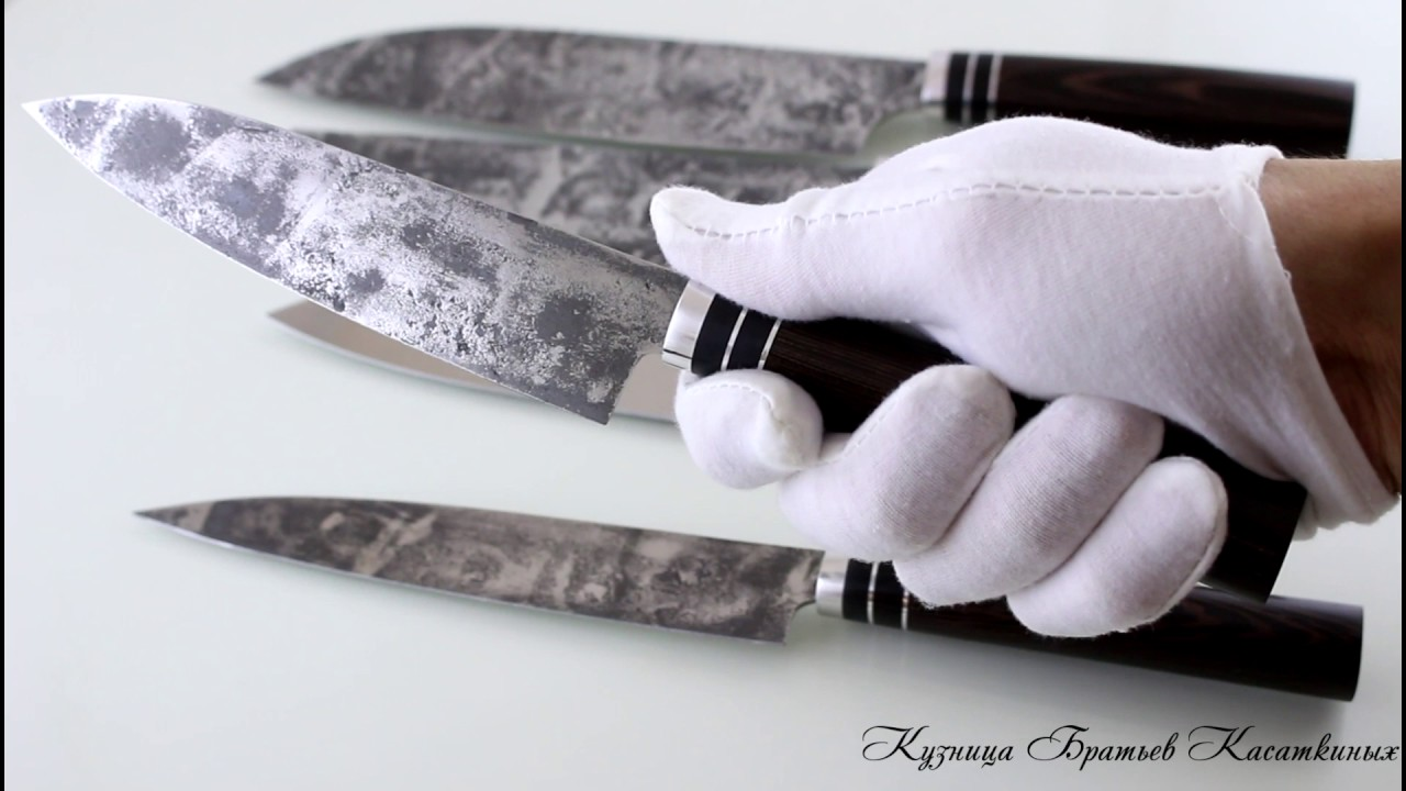 Так режут очень острые японские кухонные ножи. лучшие кухонные .