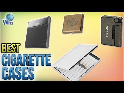 10 Best Cigarette Cases 2018