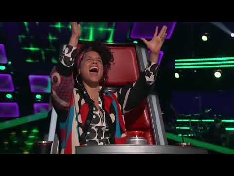 Chris Blue   The Tracks of My Tears The Voice Blind Audition