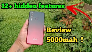 Vivo y15 hidden features | review | 5000mah battery